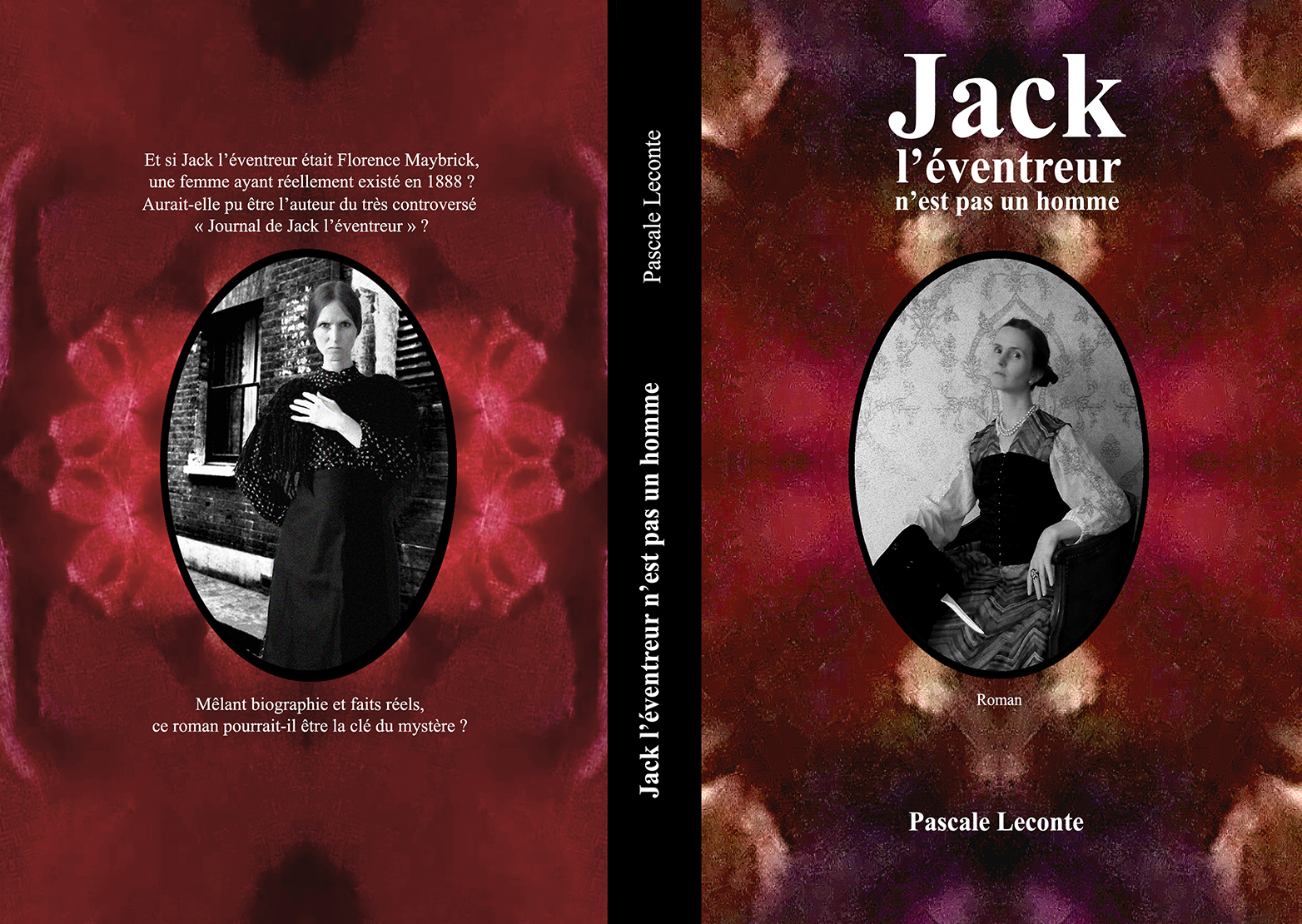Couv jack eventreur homme amazon le ger