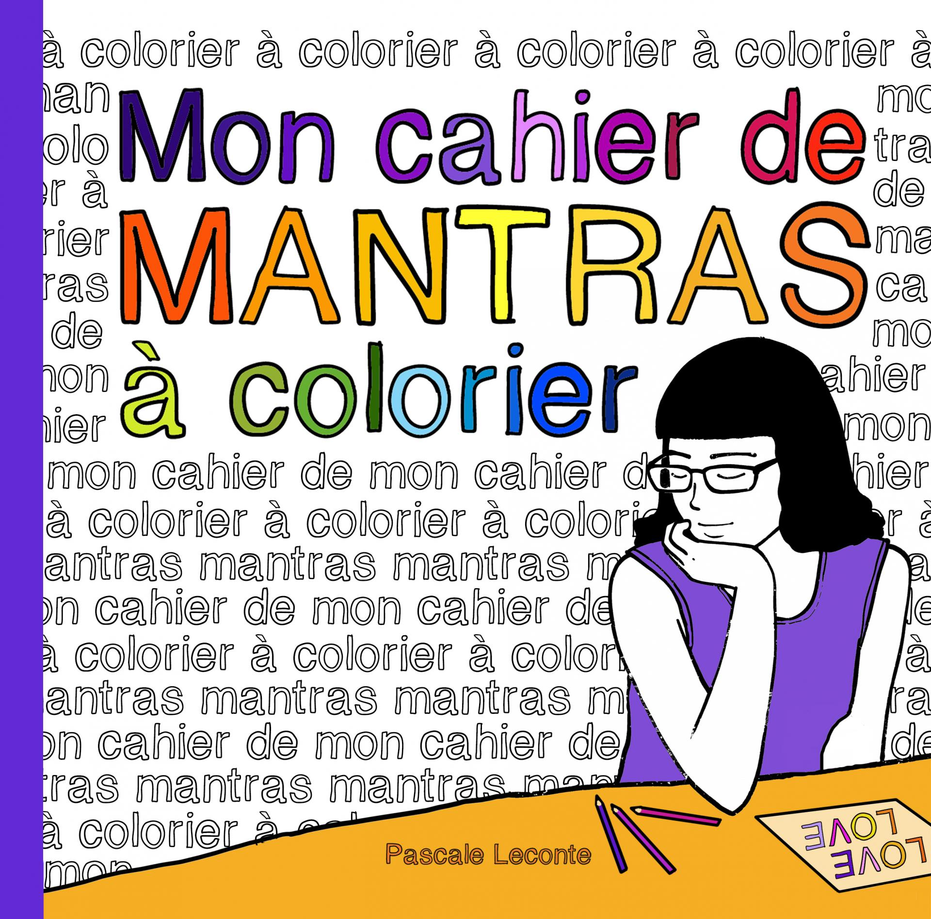 Achat Mantra colorier